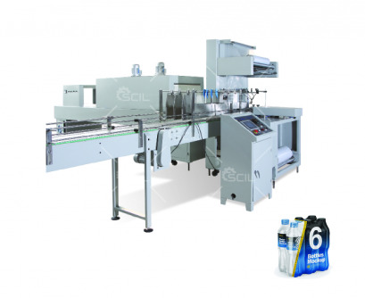 LC Automatic Heat Shrink Packing Machine