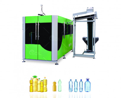 SC-3000-4S Fully Automatic blowing machine