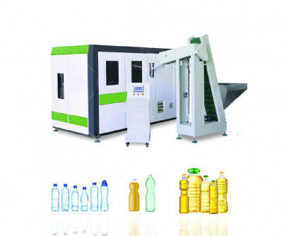 SC-4000-4SL Fully Automatic blowing machine