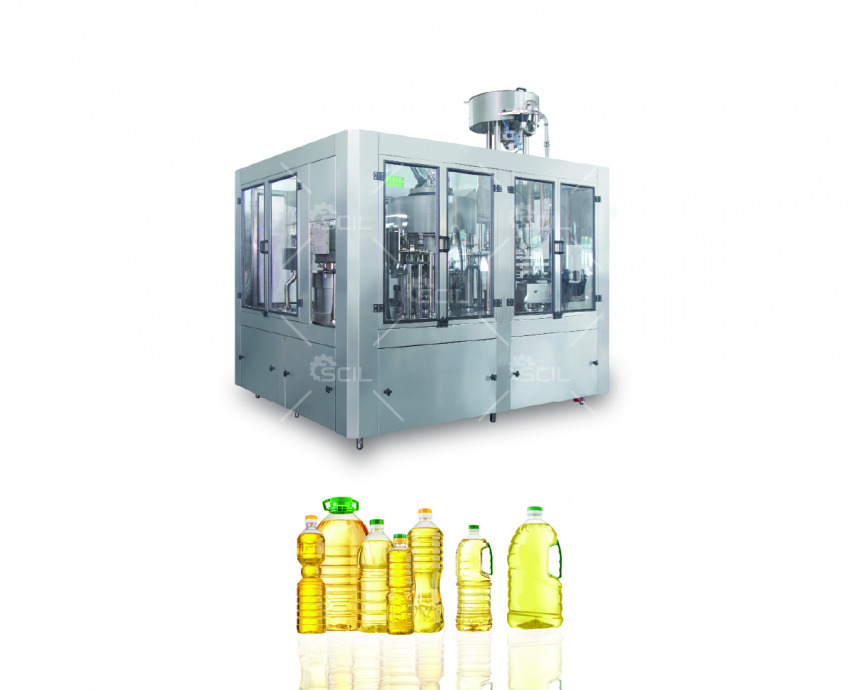 Oil Filling Machine Series