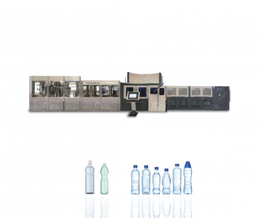 COMBI-BLOC FILLING MACHINE (WATER)