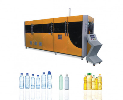 SC-3000-6S Fully Automatic blowing machine